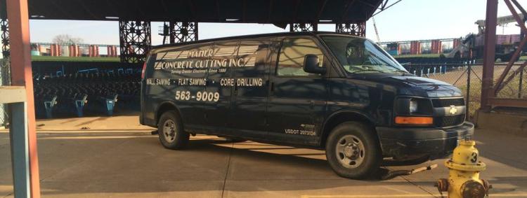 Maher Concrete Cutting Inc.